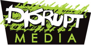 DISRUPT Media Group Logo